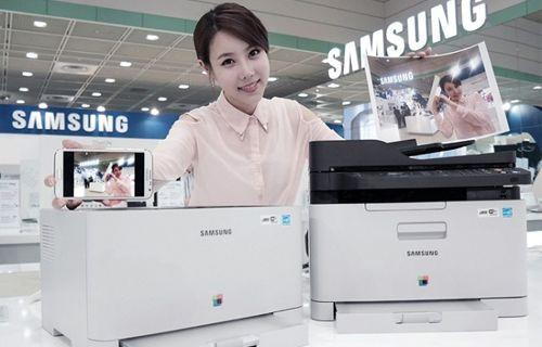 Dünyanın ilk NFC'li yazıcısı Samsung'dan geliyor!