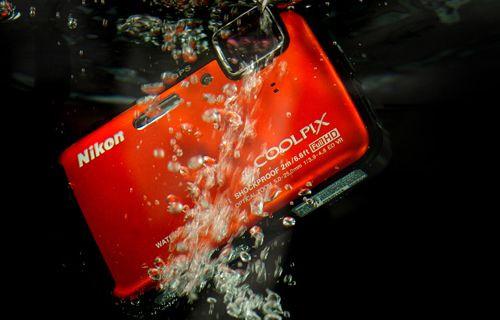 2013 yılı için en iyi su geçirmez kameralar