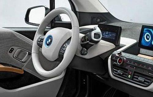 BMW i3 EV resimleri ortaya çıktı