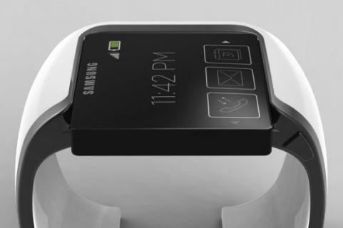 Samsung'un akıllı saati göründü