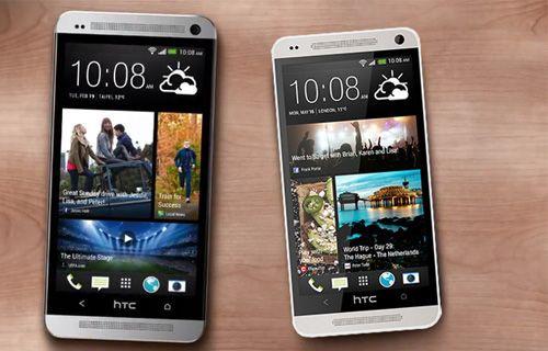 HTC One vs HTC One Mini ekran karşılaştırması!