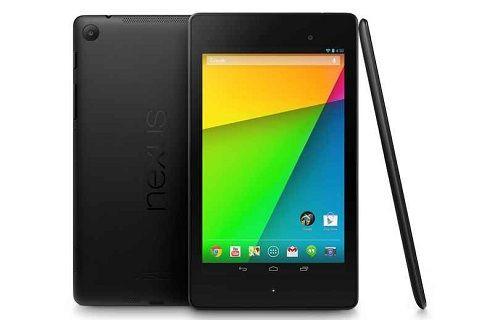 Yeni Nexus 7 ilk güncellemesini aldı