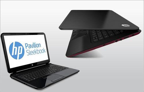 Ürün inceleme: HP Pavilion Sleekbook 15-b011et