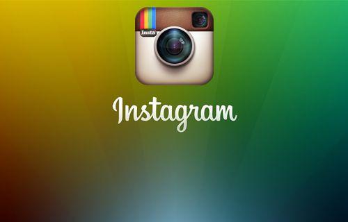 Instagram kullanan ünlüler!