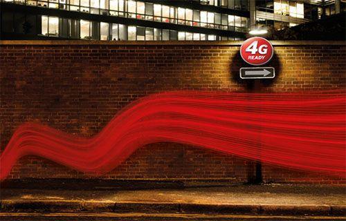 Vodafone'dan 4G testi