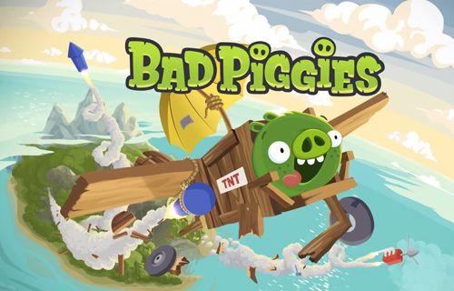 App Store'da haftanın ücretsiz oyunu Bad Piggies oldu!
