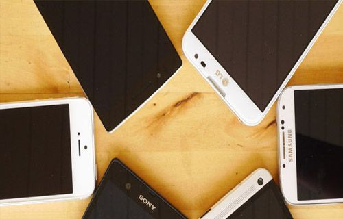Samsung'un bu cihazları iPhone 5'i yendi
