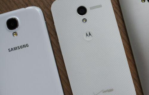 Samsung Galaxy S4 vs Moto X - Karşılaştırma