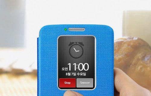 İşte LG G2'nin muhteşem kılıfı - video