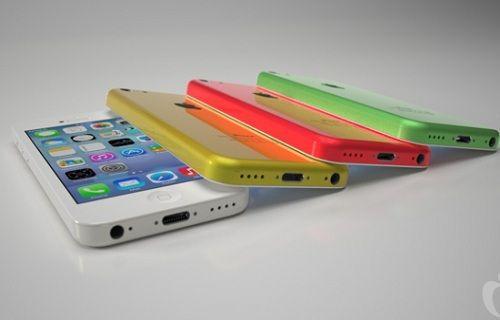 Kırmızı renkli iPhone (iPhone 5C) ortaya çıktı