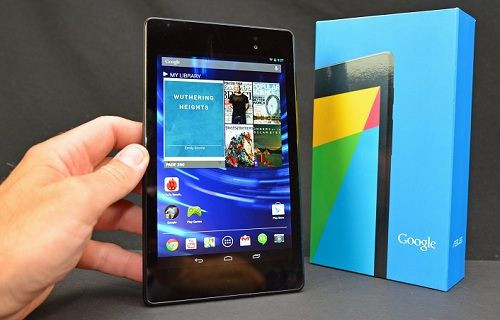 Yeni Nexus 7'nin kaynak kodları yayımlandı