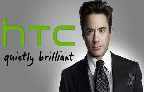 HTC, Robert Downey Jr ile reklam çalışmalarına başladı