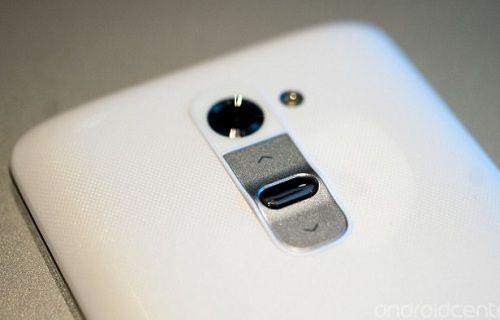 LG G2'nin arkasında yer alan tuşlar ne işe yarıyor? video