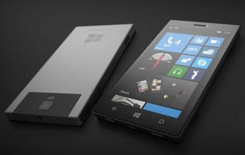 Microsoft'un laptop işlemcili akıllı telefonu sızdırıldı