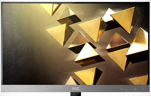 AOC'un yeni IPS monitörleri hayatınıza renk katacak!