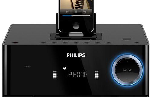 Philips'ten orijinal mini radyo