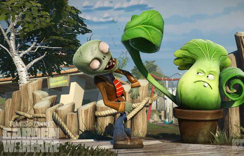 'Plants vs. Zombies 2' çıktı!