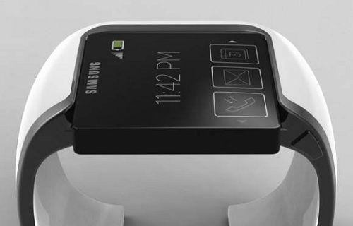 Akıllı saat Galaxy Gear'in teknik özellikleri netleşti