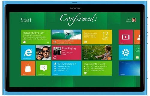 Nokia'nın hazırlıklarını sürdürdüğü tablet ortaya çıktı