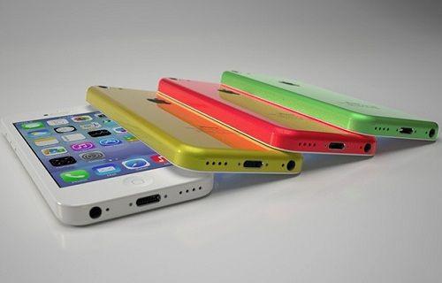 iPhone 5C'nin yeni görüntüleri ortaya çıktı