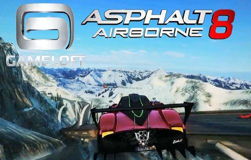 Asphalt 8: Airborne için yeni video yayımlandı