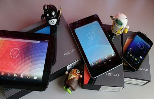 Nexus cihazlar için yeni bir güncelleme başladı