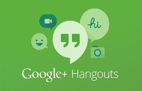 Google Hangouts güncellendi!