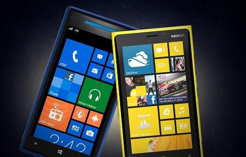 Windows Phone 8 bildirim ekranına kavuşuyor
