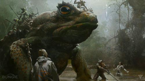 Halo durakladı, Destiny gelişmeye devam ediyor, işte yeni video!