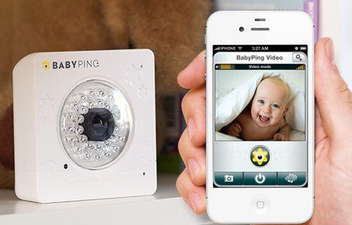 Baby Ping: Yeni nesil bebek monitörü