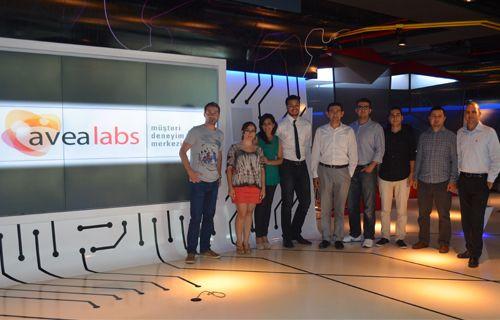 MIT araştırma tekniği Avea ile ilk defa Türkiye'de!