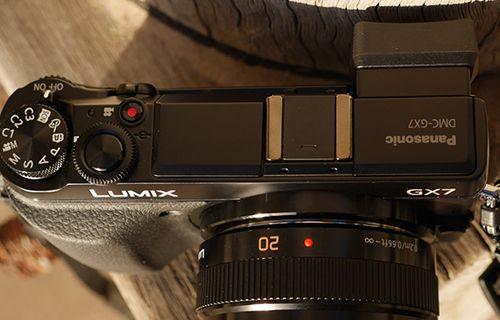 Lumix GX7 Aynasız kamera fiyat ve özellikler – İnceleme
