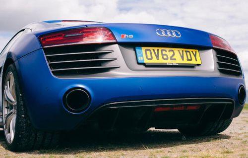 Audi R8 V10 Plus: R8'den de mükemmel
