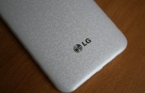 LG G Pad, LG G2'ye benzeyecek!