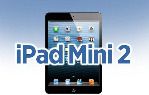 iPad mini 2'ye ait yeni görüntüler ortaya çıktı