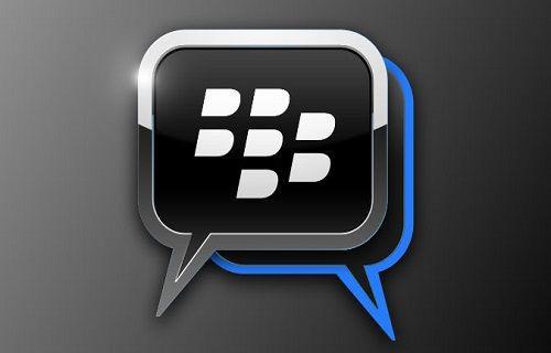 BlackBerry Messenger şimdi Samsung Galaxy akıllı telefonlarda!
