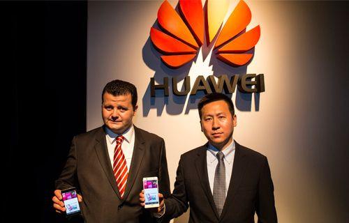 Dünyanın en ince akıllı telefonu Huawei Ascend P6 Türkiye'de!