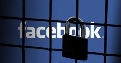Facebook acil yardım hattını kitledi
