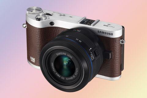 Samsung NX300 Fotoğraf Makinesi - Ön İnceleme