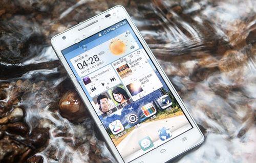 Huawei Honor 3 resmiyet kazandı