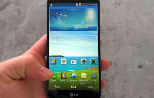 LG G2 Kutu Açılımı ve Benchmark testleri