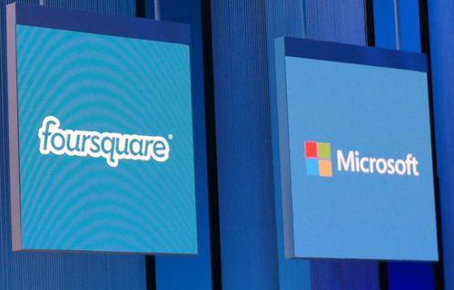 Microsoft Foursquare'i alacak mı?