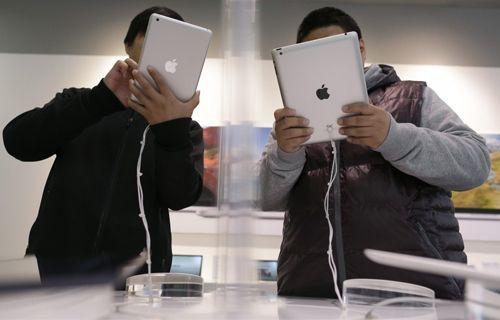 Bu sefer de iPad patladı!