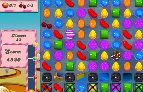En hızlı büyüyen mobil oyun: Candy Crush