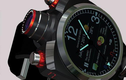 Motorola'nın da akıllı saati için patent alındı