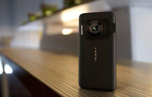 Oppo, kamera odaklı telefon N1 için video yayınladı
