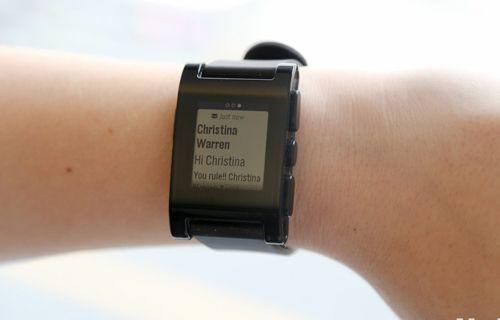 Pepple akıllı saati için dağıtım sözü verildi
