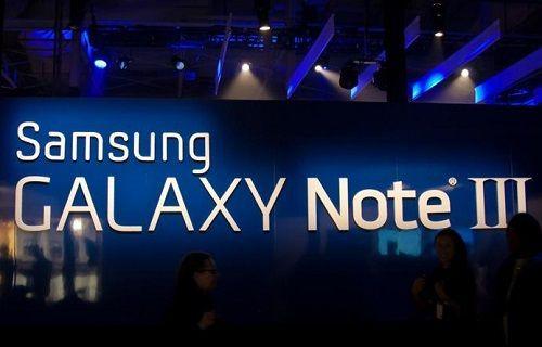 Galaxy Note 3'ün ana ekran duvar kağıdı ortaya çıktı-indir