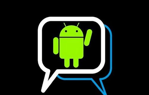 Android için BlackBerry Messenger videoda ortaya çıktı