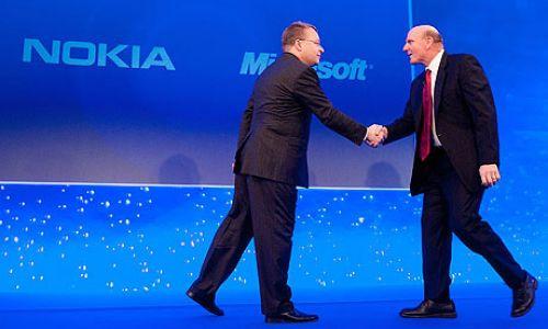 Dev satın alma! Nokia telefonları artık Microsoft'un!